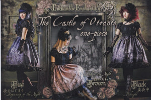 [The Castle of Otranto One Piece] Post Card from Enchantlic Enchantilly