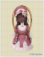 Lolitadesu postcards (Several types)