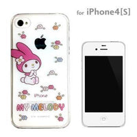 My Melody Clear Jacket for iPhone 4S/4