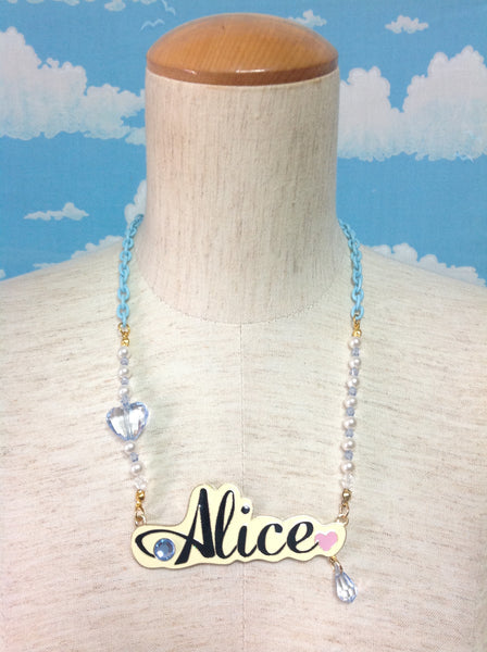 [Alice ♡] Necklace from SWIMMER