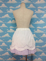 Alice Skirt in Off White from E Hyphen World Gallery (Bon Bon)