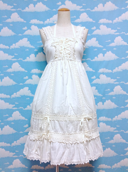 Babydoll JSK in Ivory from Baby, the Stars Shine Bright