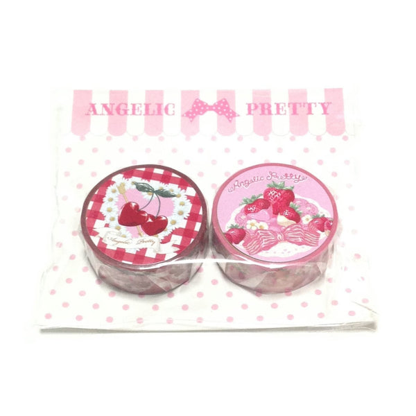 Berry Decoration Tape from Angelic Pretty