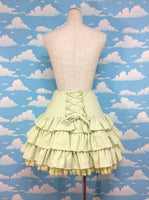 Candy Girl Skirt in Green from Angelic Pretty