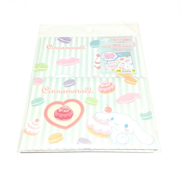 Cinnamoroll Letter Set from Sanrio