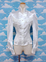 Curiewel Blouse in Off White from Alice and the Pirates