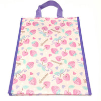 Cute Non Woven Bag (S, Berry) from SWIMMER