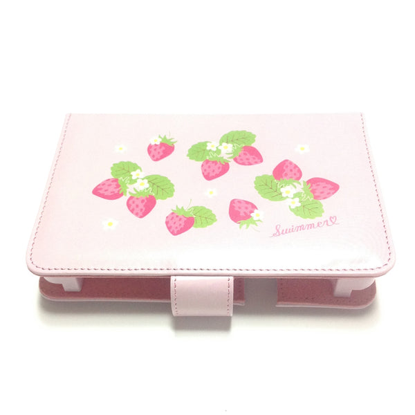 Portable Game Machine Cover (New 3DS LL Only) in Light Pink from SWIMMER