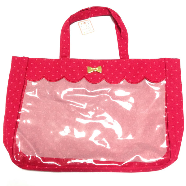 Dot Collection Bag in Red from SWIMMER