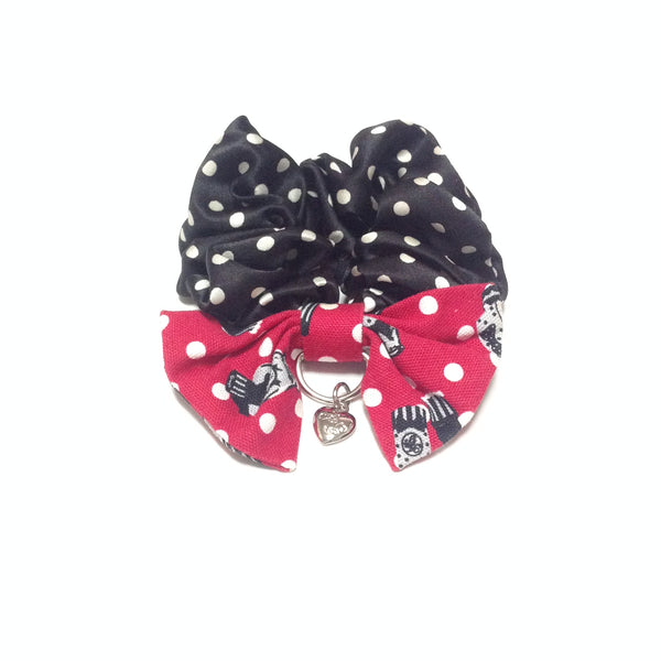 Fantastic Dolly Scrunchie in Red from Angelic Pretty
