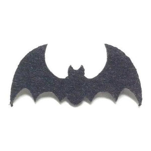 Felt Bat Pin/Brooch in Black from Pastel Skies