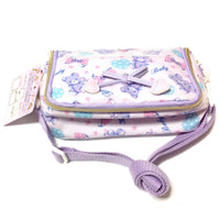 [Going for a Walk] 3DS LL Shoulder Bag (Bear) in Light Pink from SWIMMER
