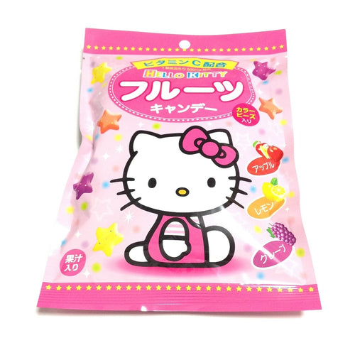 Hello Kitty Fruits Candy from Sanrio