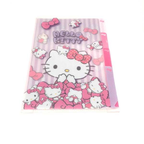 Hello Kitty Mini Clearfile Sorter from Sanrio