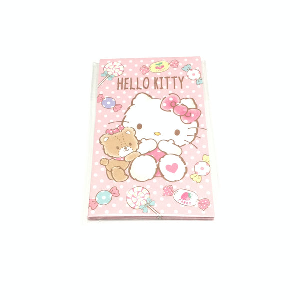 Hello Kitty Petite Envelope and Sticker Set from Sanrio