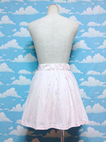 Horoscope and Stars Skirt in Pink from SPINNS