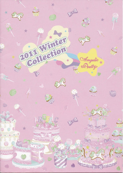 2011 Winter Collection (Brand Catalog, LOOK BOOK) from Angelic Pretty