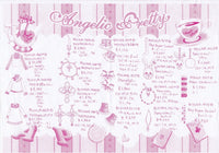 [Lyrical Bunny] and [Holy Cross] Series Flyer from Angelic Pretty (C)