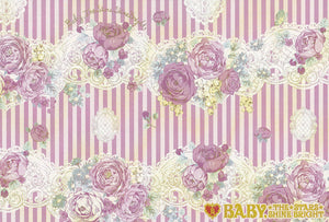 [Some Day of Ranunculus] Print Postcard from Baby, the Stars Shine Bright