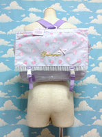 Uki Uki [うきうき] C 3-Way Bag in Purple (Lavender) from SWIMMER