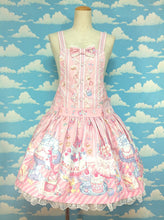 Whip Factory Salopette in Pink from Angelic Pretty