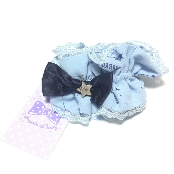 Cosmic Scrunchie (2014 2nd Release) in Sax from Angelic Pretty