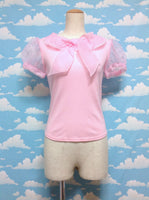 Glass Doll Cutsew in Pink from Angelic Pretty