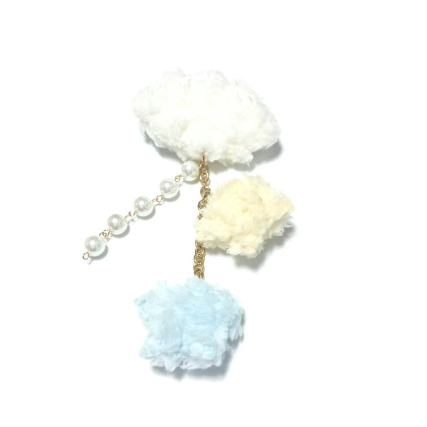 2-Way Misty Sky Clip/brooch from Chocomint