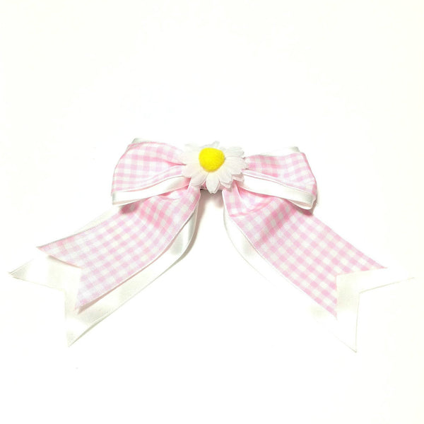 Margaret Doll Ribbon Clip in Pink from Angelic Pretty