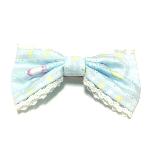 Cotton Candy Shop Barrette in Sax from Angelic Pretty