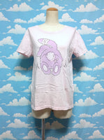 Injured Bunny Cutsew in Pink from CANDY