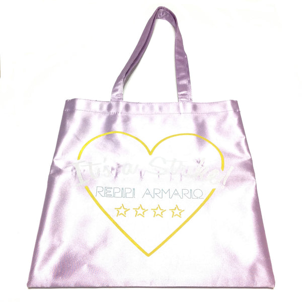 [It's a Strike!] Tote Bag in Lavender from Repipi Armario