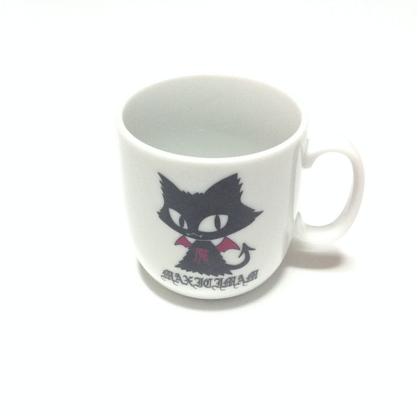 Jupirin Mug Cup in White x Black from Maxicimam