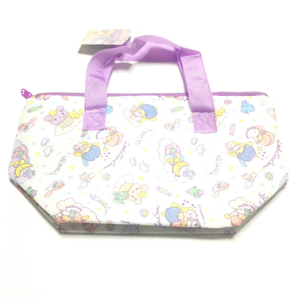 Little Twin Stars Aluminium Cooler Bag (Twinkle Tea) from Sanrio