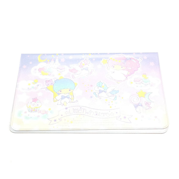 Little Twin Stars Bank Book Case (Aurora Fantasy) from Sanrio