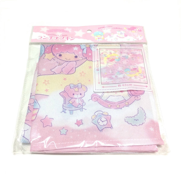 Little Twin Stars Lunchbox Cloth (Color of Dreams) from Sanrio