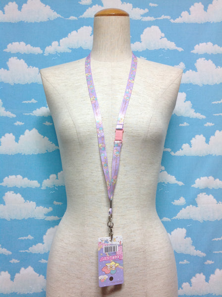 Little Twin Stars Neck Strap (Star) from Sanrio
