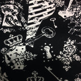 Lock the PANDORA's Memories Vest in Black from Alice and the Pirates