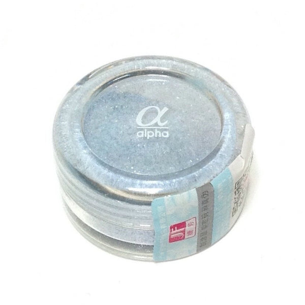 Light Blue Glitter Eye Shadow (Flash powder) from Love Alpha (03)