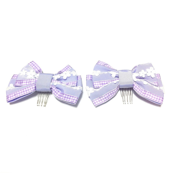 Lovely Marguerite Combs (2016) in Lavender from Angelic Pretty