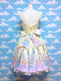 Magic Princess Round JSK in Yellow from Angelic Pretty