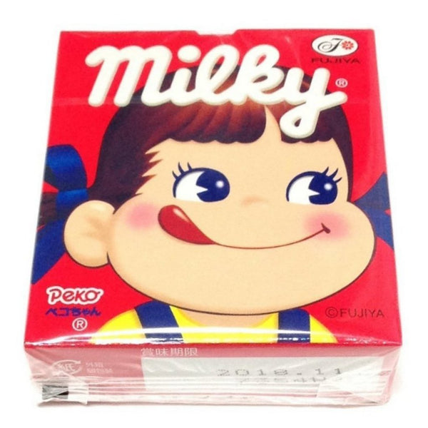 Milky (Peko chan) Candy with Milk Taste from Fujiya