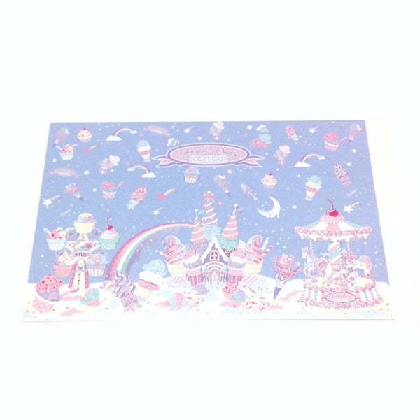 Milky Planet Postcard from Angelic Pretty