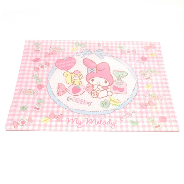 My Melody A4 Flat Case from Sanrio