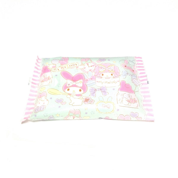 My Melody Alcohol Cleaning Wipes (Wet Tissues) in Mint from Sanrio