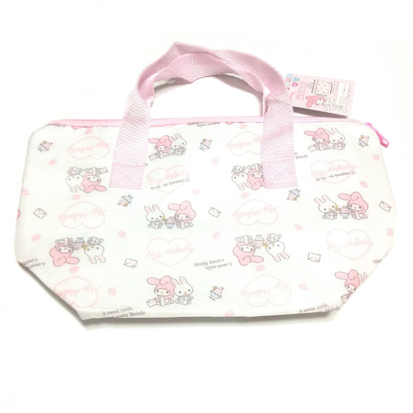 My Melody Aluminium Cooler Bag (Sweets Parlour) from Sanrio
