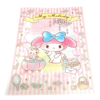My Melody (Bunny room) Two Compartments Clearfile from Sanrios