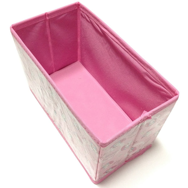 My Melody Foldable Box in Pink (Print 2) from Sanrio
