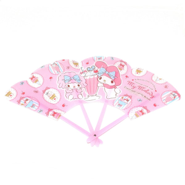 My Melody Folding Fan (Summer Sweets) from Sanrio