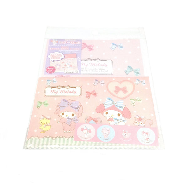 My Melody Letter Set (SR Open Like a Window) from Sanrio